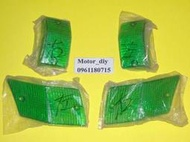 【motor_diy-二店】VESPA.偉士牌.PX125.PX150.PS150E.PX150E.T5.P180D.P200E專用方向燈殼.(綠)...無反光片