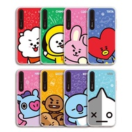 BT21 iPhone X Hi Graphic lighting case
