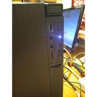 系統win10 迷你電腦 文書機 ssd HDMI 小型電腦 小機殼小電腦 小台電腦 Windows10 1903