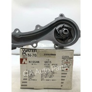 NISSAN SENTRA N16 NPW WATER PUMP JAPAN (N-76)