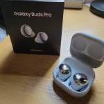 Samsung Galaxy Buds Pro銀色