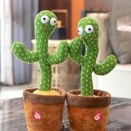 Dou Kids Kids Talking Toy Doll Dancing Cactus Twist Cactus