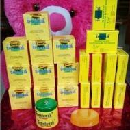 Package (10) (10) = Cream (10) Soap (10) Temulawak Malaysia