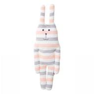 【CRAFTHOLIC 宇宙人】簡單條紋兔大抱枕(熱銷系列)