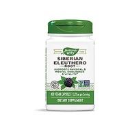 Nature's Way Premium Herbal Siberian Eleuthero, 1,275 mg per serving, 180 Capsules
