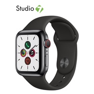 Apple Watch Series 5 Stainless Steel Case with Sport Band by Studio 7 (แอปเปิ้ลวอช)