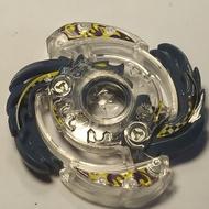 (非全新-192)日本正版TAKARA TOMY戰鬥陀螺 爆裂世代 獠牙魔狼 結晶輪盤 _ B62(藍色)