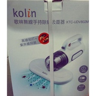 【Kolin 歌林】無線手持除蹣吸塵器(KTC-UDV802M)