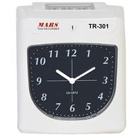 【MARS】TR-301 六欄位微電腦雙色打卡鐘(指針式)