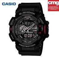 Casioนาฬิกาคาสิโอของแท้ G-SHOCK CMGประกันภัย 1 ปีรุ่นGA-400-1Bนาฬิกาผู้ชาย