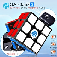 New GAN356X S Magnetic 3X3X3 Magic Speed Cube GAN356XS Magnets Cubes