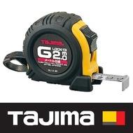 【Tajima 田島】專業包膠捲尺 2米x13mm/公分(GL13-20BL)