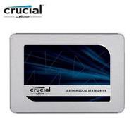 【童年往事】全新品  可刷卡  美光 Micron Crucial MX500 2TB SSD