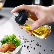 噴霧控油瓶 烹飪料理噴油瓶(氣壓式控油噴油瓶 烘焙灑油 油醋玻璃瓶)