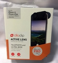 Olloclip Active Lens 超廣角&長焦 專業兩用鏡頭 For iPhone6/6Plus