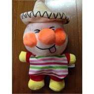 麵包超人墨西哥打扮絨毛娃娃