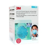 Disposable Mask/3M 1860 N95 N 95 dust bacteria PM 2.5 professional protective equipment / Dust, Haze, Hazard Burning, Wood Working Mask [20 pieces/box]