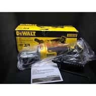 全新美國DeWALT DCG413FB 無刷扁頭砂輪機