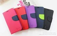 【愛瘋潮】99免運 現貨 皮套   ASUS ZenFone 4 Pro ZS551KL 經典書本雙色磁釦側翻可站立皮套 手機殼