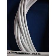 全新佳承JAGWIRE 5MM 注油 剎車外殼/煞車管線 CGX-SL 白色