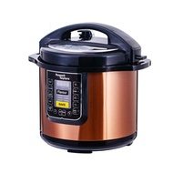 Russell Taylors   PC80 Dual Pot Pressure Cooker 8L