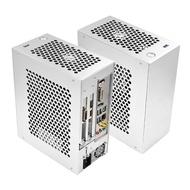PC Gaming Case ITX MINIขนาดเล็กอลูมิเนียมกระเป๋าเดินทางแบบพกพาHTPCคอมพิวเตอร์เดสก์ท็อปที่ว่างเปล่าแชสซีS3...