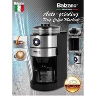 Balzano全自動6杯份研磨咖啡機(BZ-CM1106)