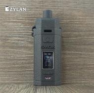 ZYLAN 100% ใหม่แฟชั่นซิลิโคนยางทนทานสำหรับSmok RPM160 RPM 160สีดำRainbow