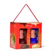 【台酒TTL】台酒紅麴捲心酥禮盒-牛奶/巧克力(奶蛋素) 年貨推薦 年貨大街 過年零嘴