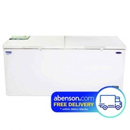 Fujidenzo IFC 20A INV 20 cu.ft  Chest Freezer  Inverter