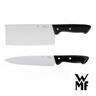 [1+1組料理組] 德國WMF Class Line 經典雙刀組-中式菜刀+主廚刀