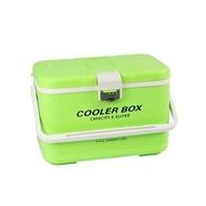 《競工坊》COOLER BOX恒冠冰箱8.8L 活餌箱+打氣幫浦.非DAIWA,SHIMANO