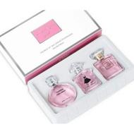 靚麗女孩香水組合 香水禮盒女士香水體香劑
