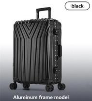 """PC กระเป๋าเดินทางมีล้อกับล้อ,กระเป๋าถือเดินทางกระเป๋า,ล้อสากล Trip กระเป๋าลาก,20 """"22"""" 24 """"26"""" 28 """"นิ้วคุณภาพสูงกล่อง"""