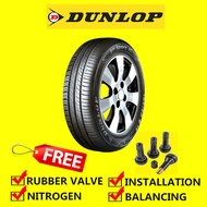 Dunlop Sp Sport J5 tyre tayar tire(With Installation)155/70R12 165/60R13 175/70R13 165/55R14 175/65R14 185/60R14 185/70R14 175/50R15 185/60R15 185/65R15 195/60R15 195/65R15 205/65R15