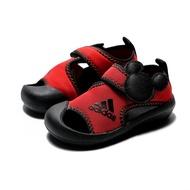 ADIDAS Alta Venture Mickey 黑紅 大米奇 護趾 涼鞋 小童(布魯克林) D96909
