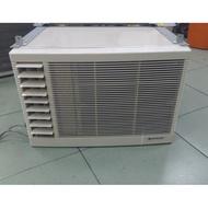 中古日立窗型冷氣 1噸 使用空間3-5坪 此價格不含安裝