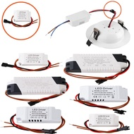 AC 85-265V Led Transformer Driver 1-3W 4-5W 4-7W 8-12W 18-24W Isolated Constant Current Driver for LED Downlight Lighting
