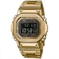 CASIO 卡西歐 G-SHOCK 太陽能藍牙電波錶-銀/GMW-B5000D-1