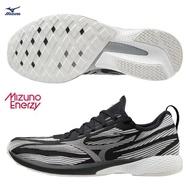 【MIZUNO 美津濃】WAVE AERO 19 男款路跑鞋 ENERZY中底材質 J1GA213701(慢跑鞋)