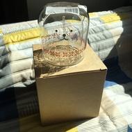 星巴克 北極熊玻璃雙層杯