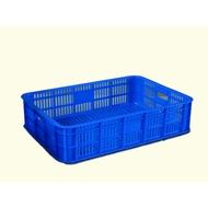 塑膠 蘆筍籃,搬運籃,儲運籃,搬運箱,儲運箱