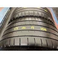 *正順車業* 中古輪胎 中古胎 落地胎 維修 保養 底盤 型號 :275 40 19 米其林 PSS X2條