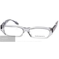 SPIVVY 灰條紋˙日本手工職人-佐佐木與市-膠框眼鏡 SP-2046
