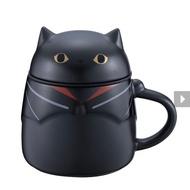 星巴克 黑貓 馬克杯