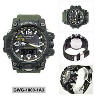 Casio G-Shock MUDMASTER Analog-Digital Mens BNIB GWG-1000-1A3