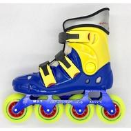 [直排輪]全新台灣製造MIT-可自選色-教練指定品牌HUNGTA鴻達直排輪-幼兒園專用-也有大人尺寸喔!!~硬殼鞋