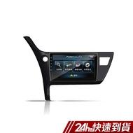Hollywood Toyota專用 車用安卓主機 10吋 ALTIS 16-18 免費到府安裝 零利率分期 蝦皮24h