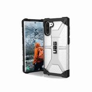 UAG  Galaxy Note10蜂巢設計保護殼 軍規防摔殼-透明