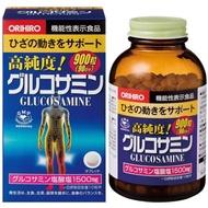 ⚠️蝦皮最低價-少量現貨⚠️ORIHIRO 高純度葡萄糖胺錠軟骨素(900粒/瓶) 3個月份 家庭號